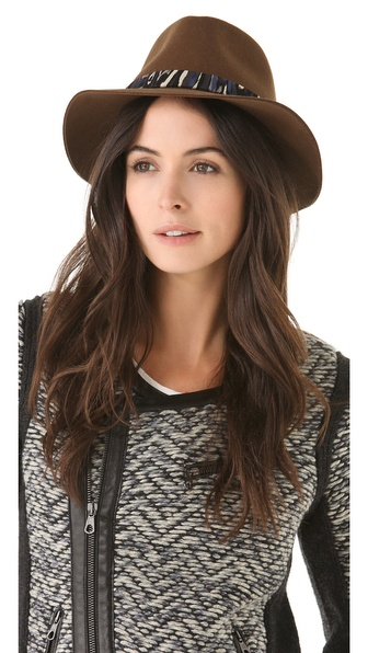Rag & Bone Range Trilby Hat