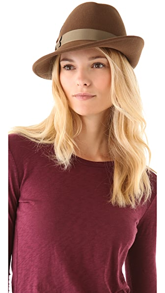Rag & Bone Press Hat