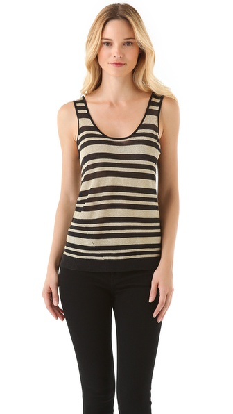Rag & Bone Gansevoort Striped Tank
