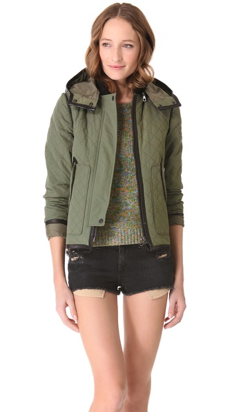 Rag & Bone Wynn Quilted Jacket