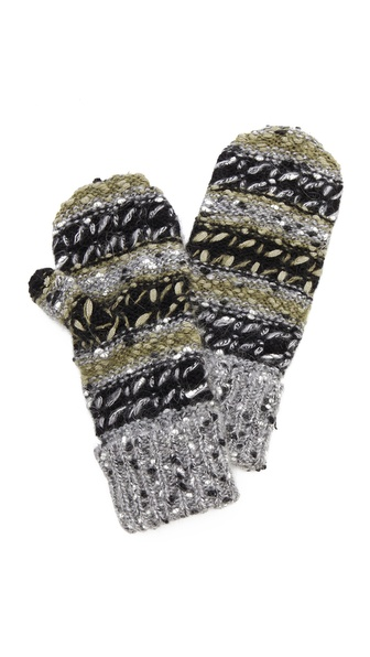 Rag & Bone Palermo Mittens
