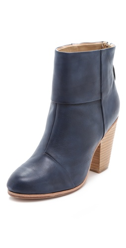 Shop Rag & Bone Classic Newbury Booties in Painted Leather - Rag & Bone online - Footwear,Womens,Footwear,Booties, at Lilychic Australian Clothes Online Store