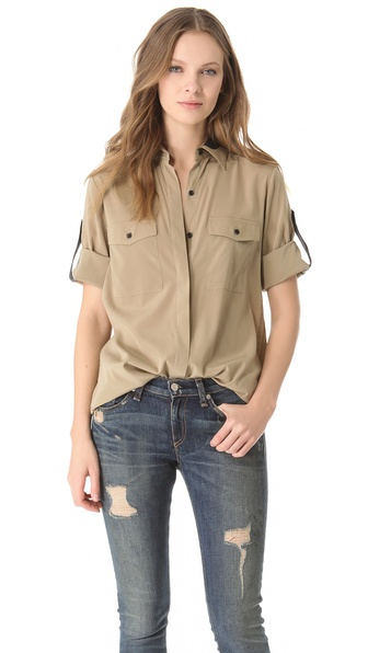 Rag & Bone Midnight Shirt