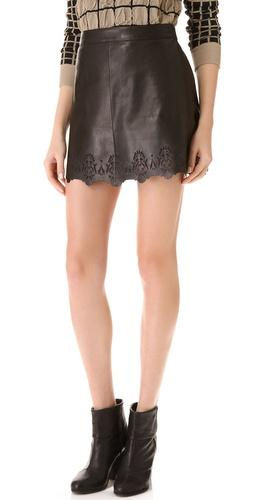 Rag & Bone Paris Skirt