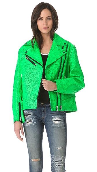 Rag & Bone Monaco Leather Jacket