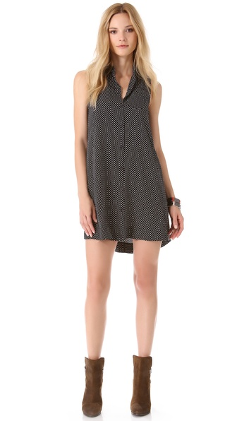 Rag & Bone Aberdeen Sleeveless Dress