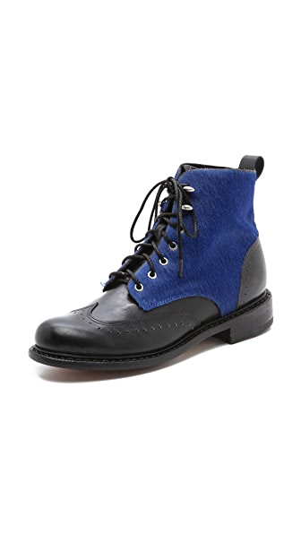 Rag & Bone Cozen Haircalf Booties