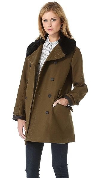 Rag & Bone Falcon Pea Coat