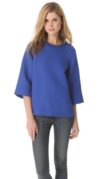 Rag & Bone The Raglan Top