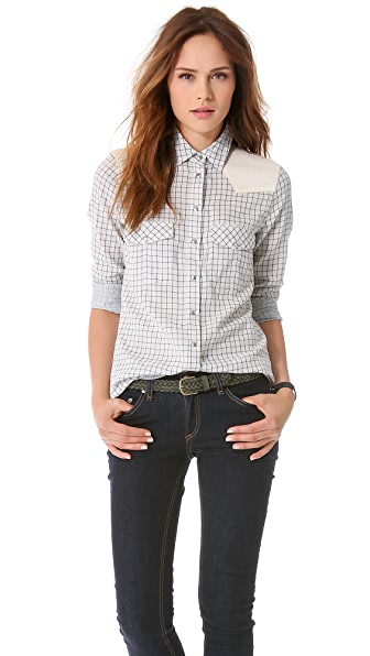 Rag & Bone Western Shirt