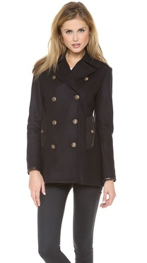 Rag & Bone Battle Pea Coat