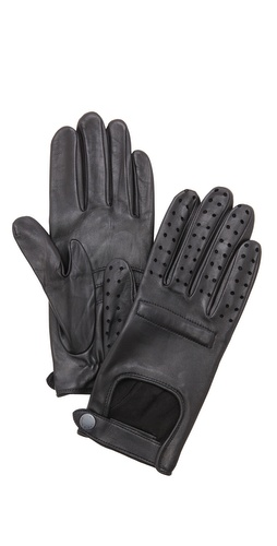 Rag & Bone Racer Gloves at Shopbop / East Dane