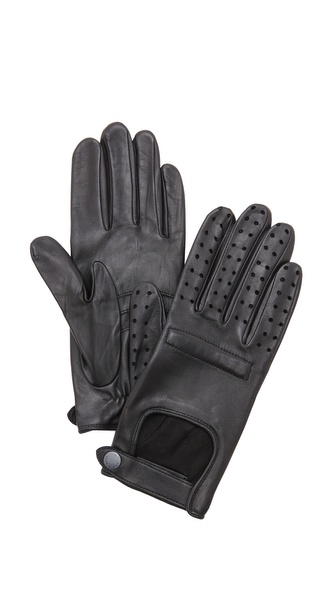Rag & Bone Racer Gloves