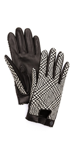 Rag & Bone Beacon Gloves at Shopbop / East Dane