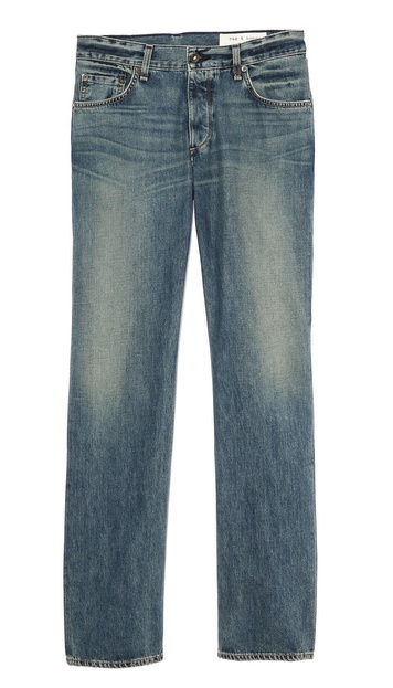 Rag & Bone RB15X Augusta Slim Straight Jeans