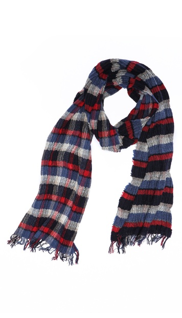 Rag & Bone Hanover Double Face Scarf