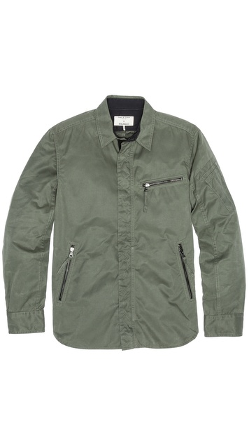Rag & Bone Hendon Overshirt