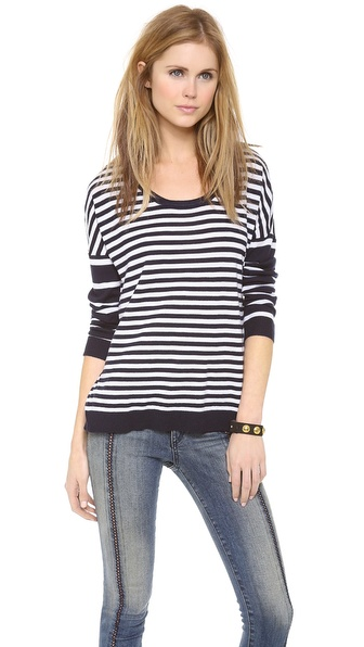 Rag & Bone Gigi Oversized Pullover Sweater