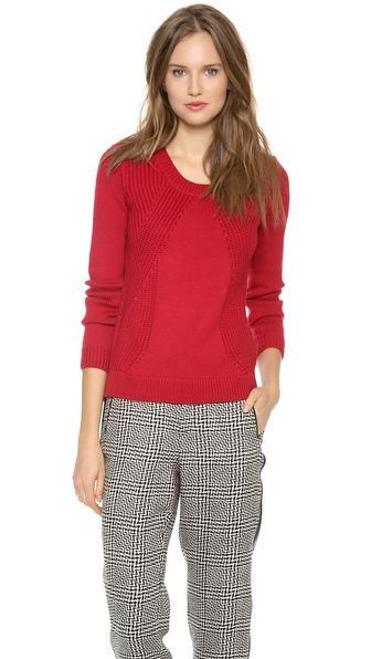 Rag & Bone Camron Pullover Sweater