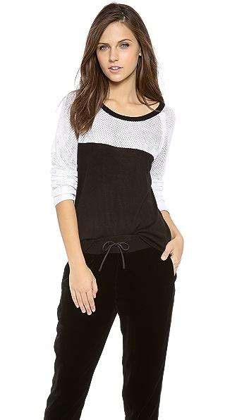 Rag & Bone Brooke Colorblock Raglan Pullover