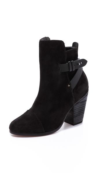 Rag & Bone Kinsey Suede Boots