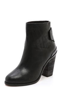 Rag & Bone Kerr Leather Booties