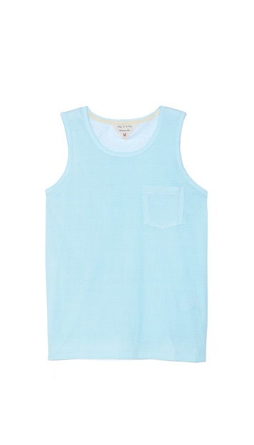 Rag & Bone Pocket Tank