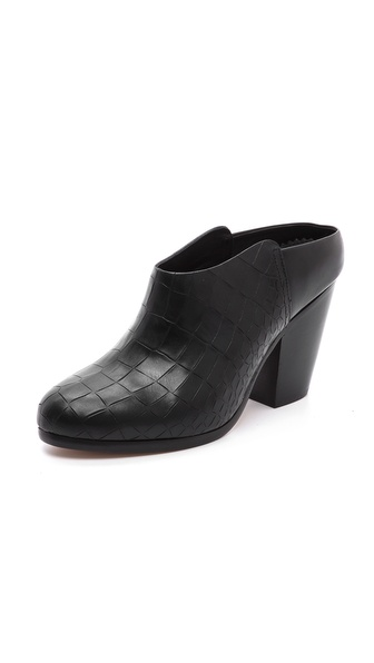 Rag & Bone Enid Mules - Black at Shopbop / East Dane