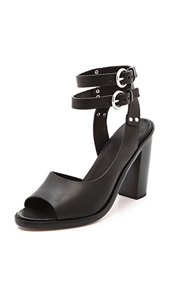 Rag & Bone Tulsa Peep Toe Sandals