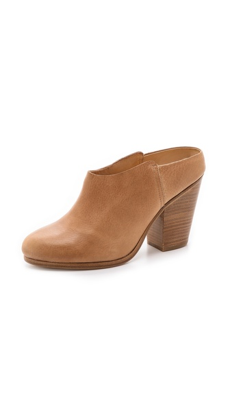 Rag & Bone Enid Mules - Sable at Shopbop / East Dane