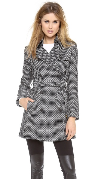 Rag & Bone Georgia Trench