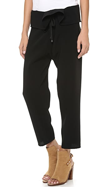 Rag & Bone Bangkok Fold Over Pants