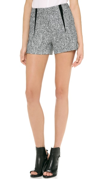 Rag & Bone Florencia High Waisted Shorts