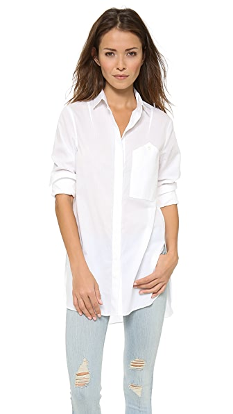 Rag & Bone Cooper Oversized Shirt