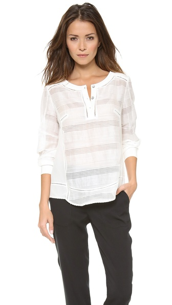 Rag & Bone Tess Blouse
