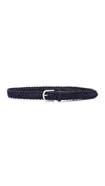 Rag & Bone Classic Braided Belt