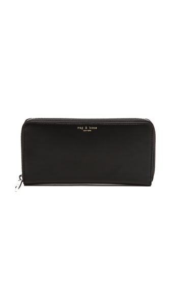 Rag & Bone Crosby Continental Wallet