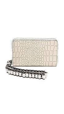 Rag & Bone Devon Mobile Zip Wallet