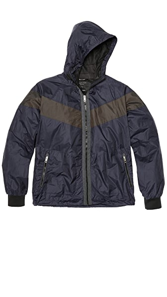 Rag & Bone Terrace Hooded Jacket