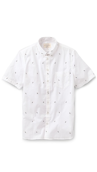 Rag & Bone Toucan Shirt