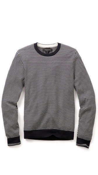 Rag & Bone Jayden Striped Sweater