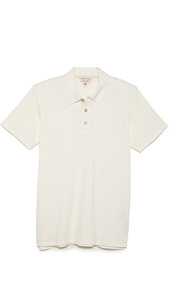 Rag & Bone Moulinex Logo Polo