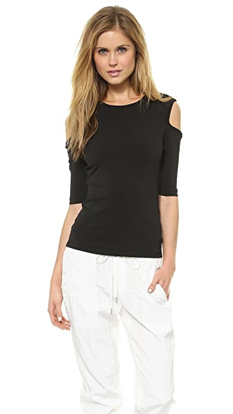 Rag & Bone Short Sleeve Michelle Top