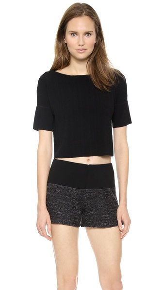 Rag & Bone Isla Crop Top