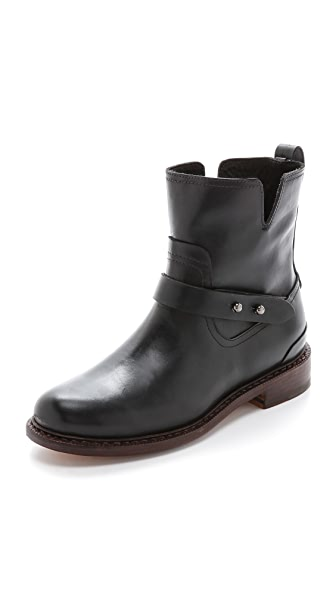 Rag & Bone Ashford New Moto Booties