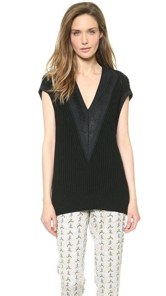Rag & Bone Talia Sleeveless Pullover