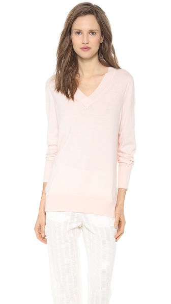 Rag & Bone Casey V Neck Sweater