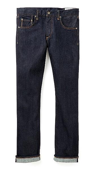 Rag & Bone Standard Issue Fit 3 Selvedge Jeans