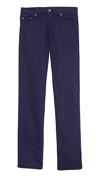 Raleigh Denim Alexander Slim Straight Jeans