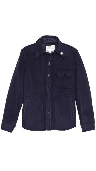 Raleigh denim raleigh denim fidelity cpo shirt jacket for Fidelity cpo shirt jacket